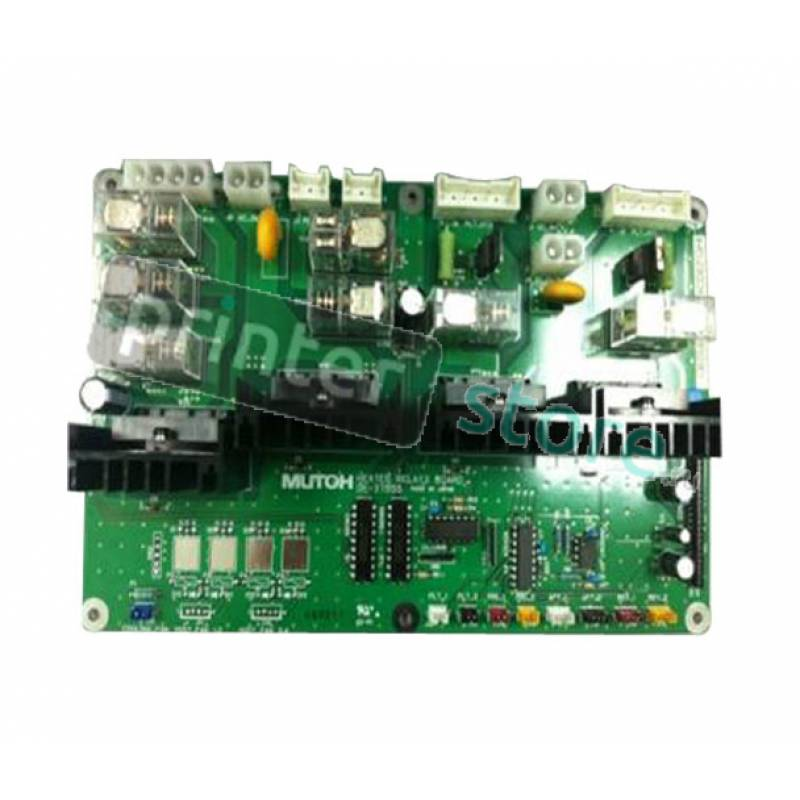 Плата  нагрева для MUTOH VJ-1324 /Heater Relay 3 Board Assy - DG-43169