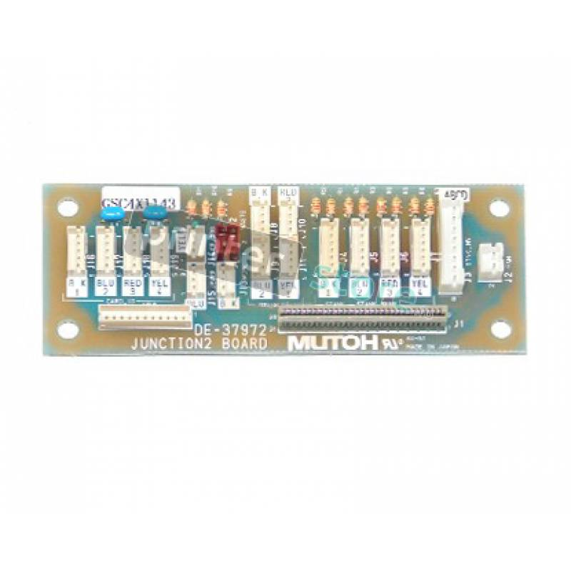 Плата  Junction 2 Board Assy для Mutoh VJ-1638 - DG-43396