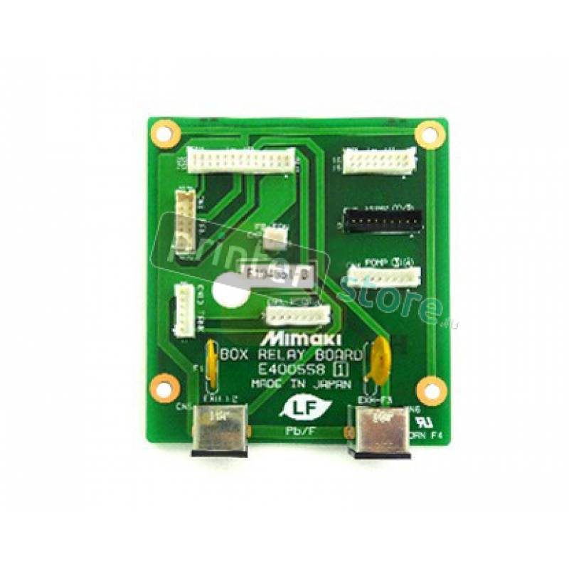 Плата Box Реле для Mimaki Box Relay PCB Assy - E104351