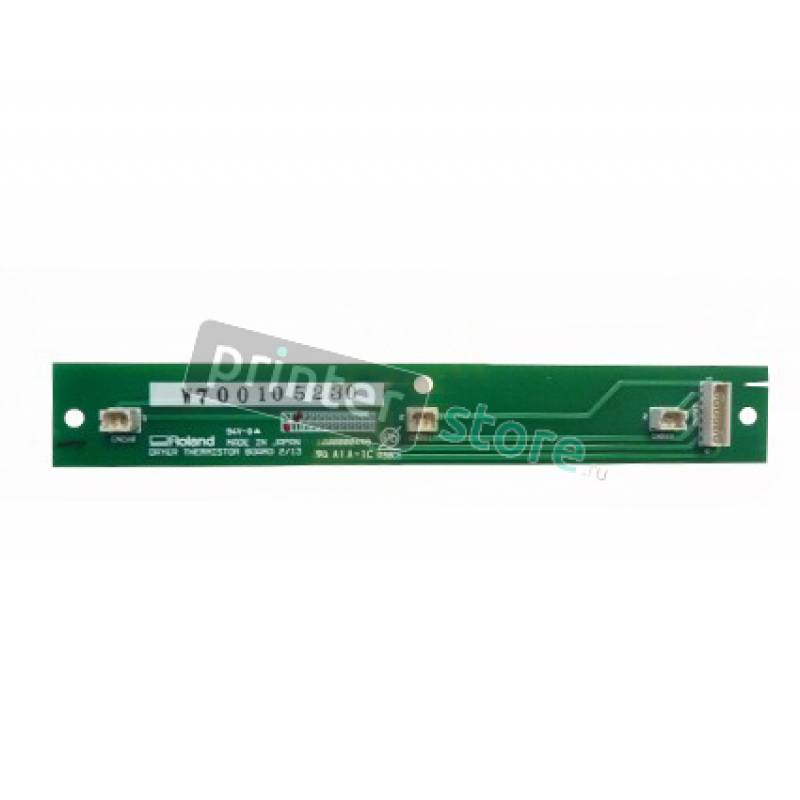 Плата нагрева для Roland ASSY,DRYER THERMISTOR BOARD - W700105230
