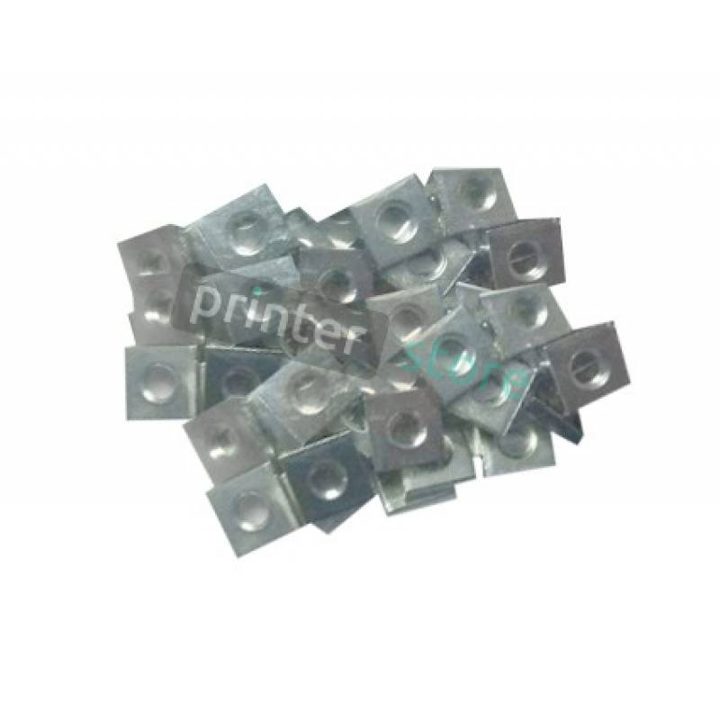 Набор квадратных гаек для Roland Nut Set Square M3*6*1.6 FE NI (100 pcs) - 31109601