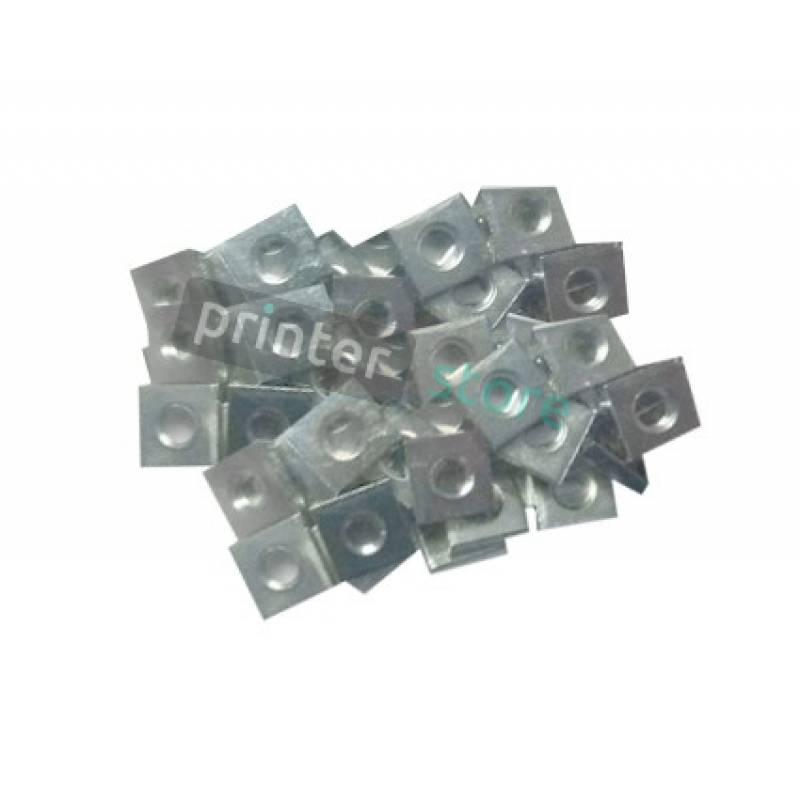 Набор гаек для Roland Nut Set Square M3*6*1.6 FE NI (100 pcs) - 31109601