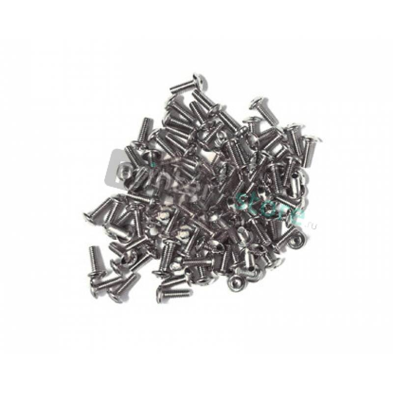 Набор болтов для Roland / Screw Set C-SEMS M2*8 NI (100 Pcs) - 31679902AS